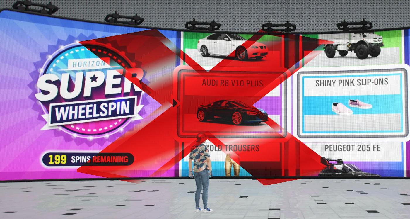 Echipa Forza Horizon 4 își cere scuze pentru greșeala de ieri