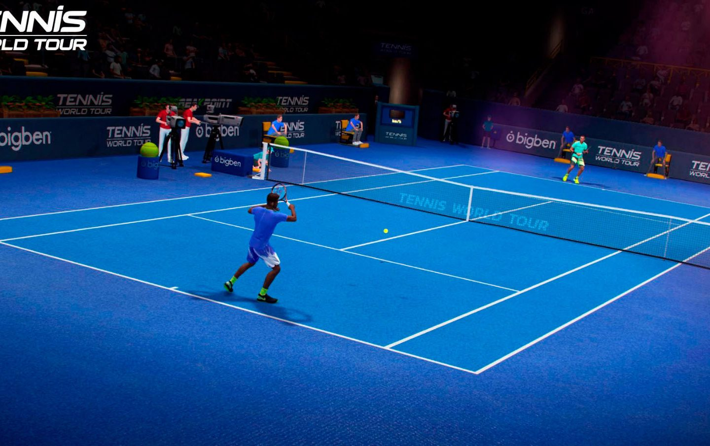 Tennis World Tour oferă o continuare în septembrie