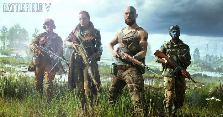 Actualizarea finală a conținutului Battlefield V este acum live pe Xbox One