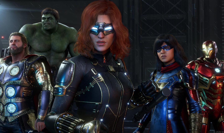 "Marvel's Avengers se va lansa pe Xbox Series X de ""Holiday"""
