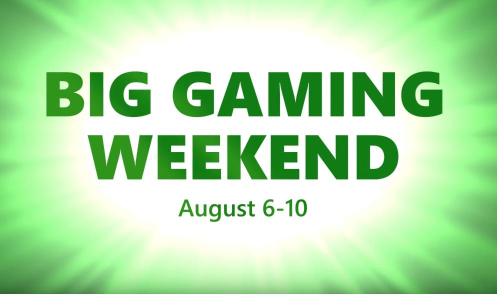 Xbox Big Gaming Weekend: Bucurați-vă gratuit de multiplayer și de 10 jocuri grozave