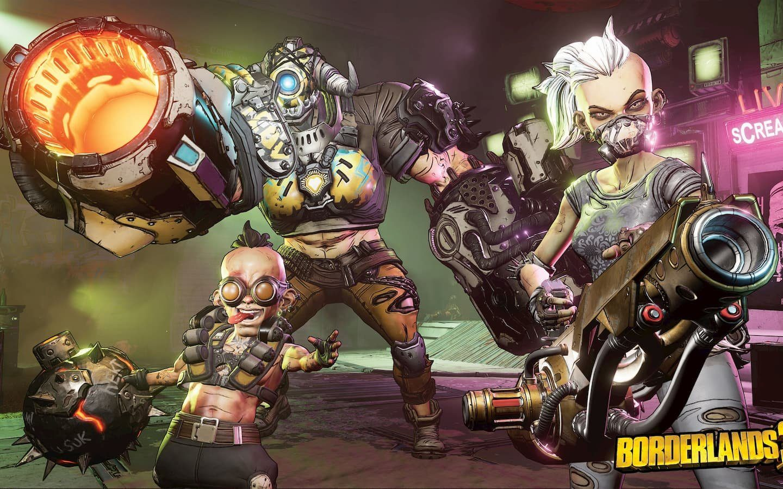 Borderlands 3 primește actualizare gratuită pe Xbox Series X