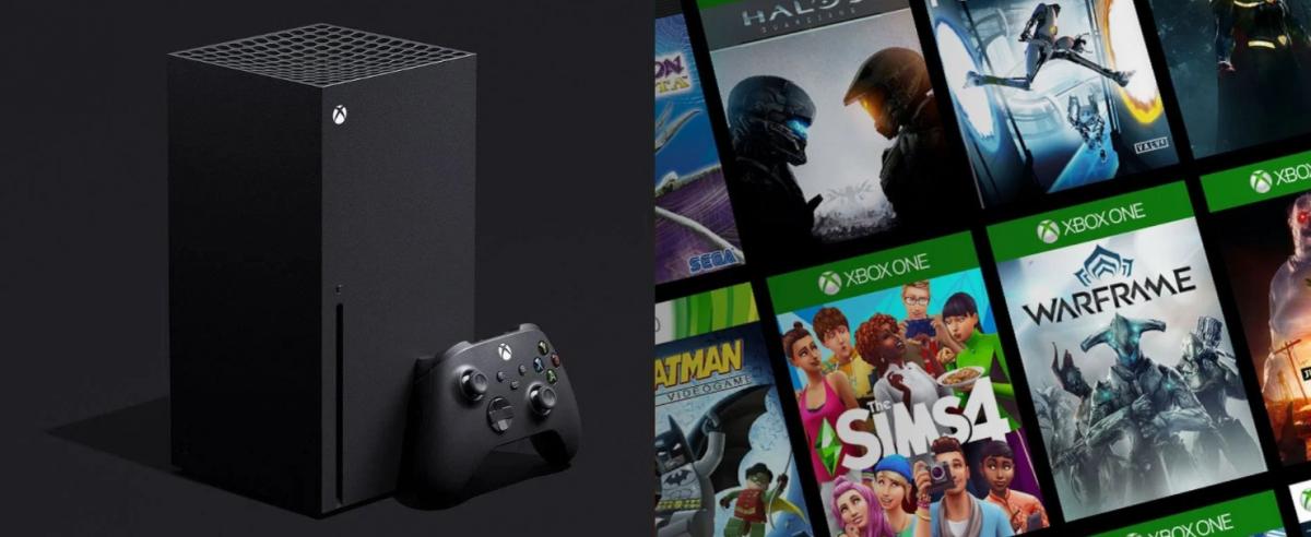 Confirmat! Toate jocurile de pe consolele anterioare funcționează pe Xbox Series X și S
