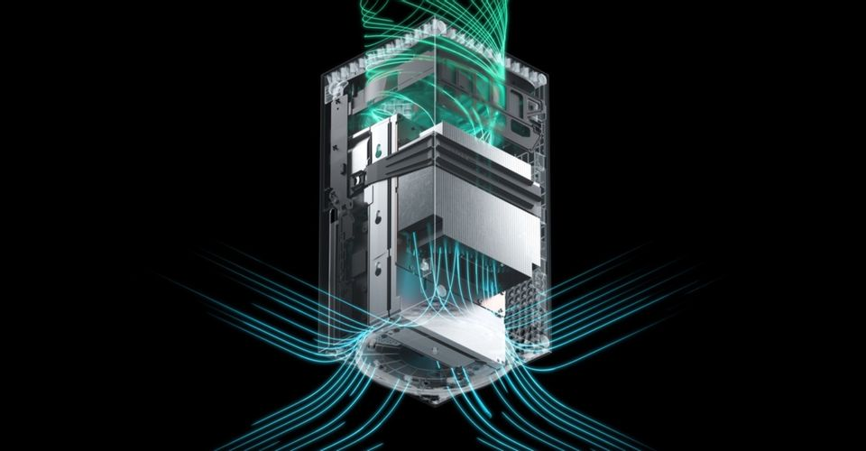 De cât spațiu pentru ventilație are nevoie Xbox Series X? Iată ce spune Microsoft