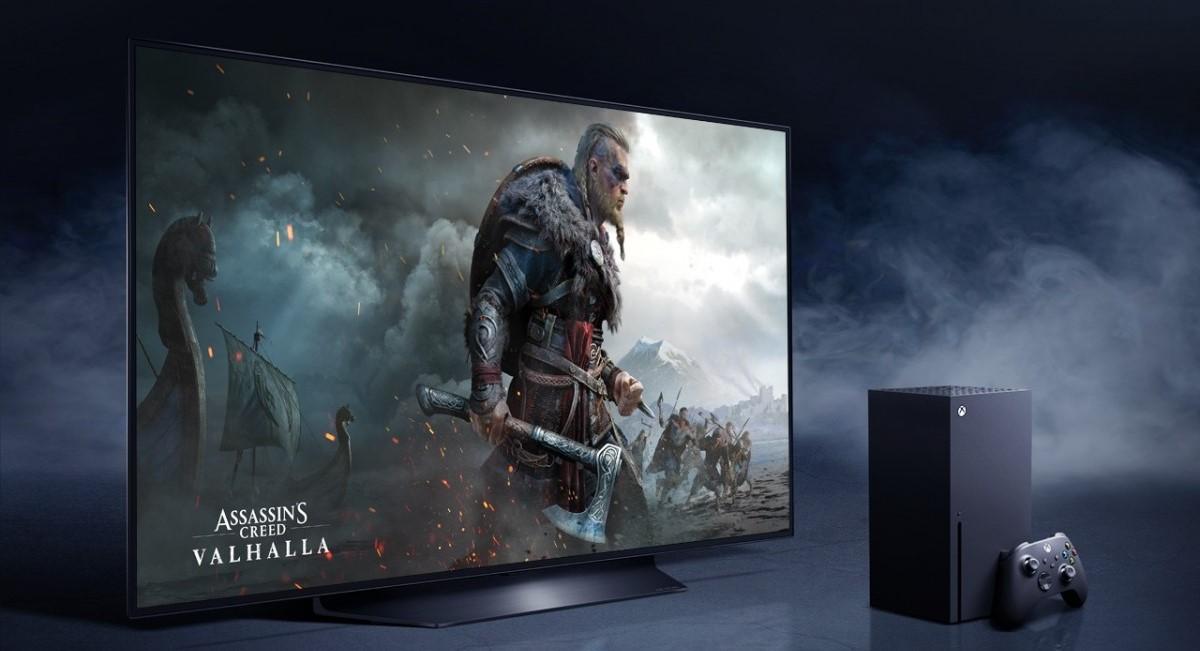 Microsoft: televizoarele OLED LG sunt cel mai bun mod de a experimenta jocurile pe Xbox Series X