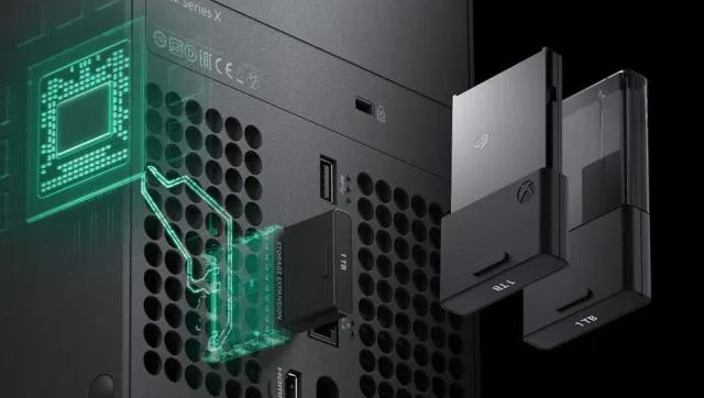 Xbox Series S/X: spațiu disponibil pentru jocuri