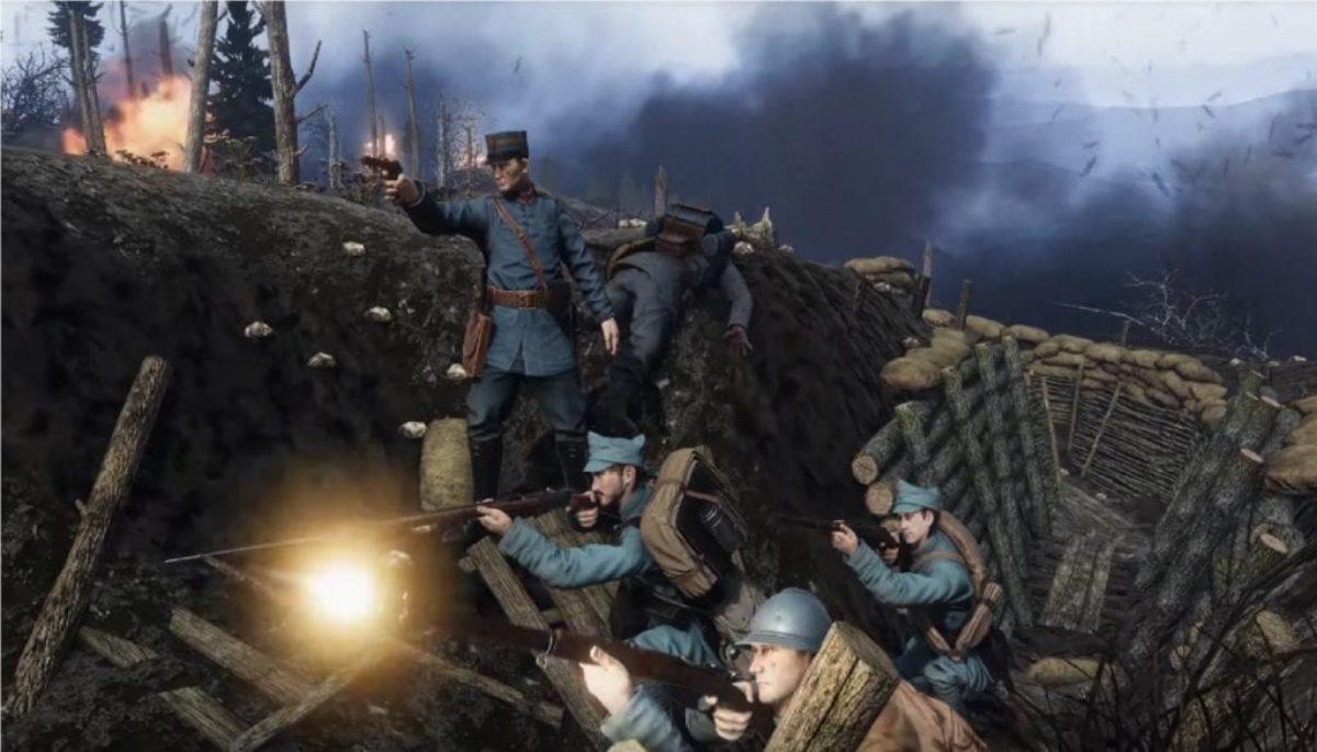 Joacă gratuit Verdun și Tannenberg în acest weekend