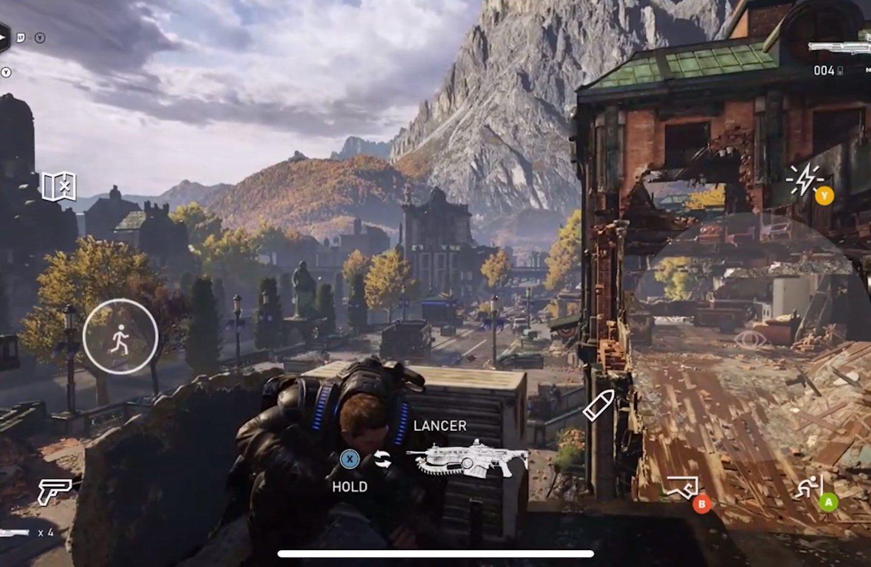 Jocurile cu comenzi tactile (touch) din Xbox Game Pass