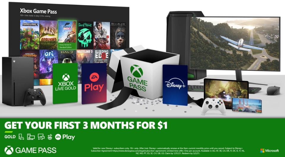 Ofertă de sărbători obțineți trei luni de Xbox Game Pass Ultimate pentru 1 USD