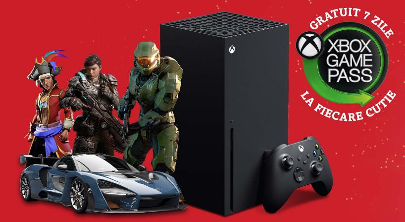 PRINGLES oferă coduri de Xbox și șansa de a câștiga un Xbox Series X
