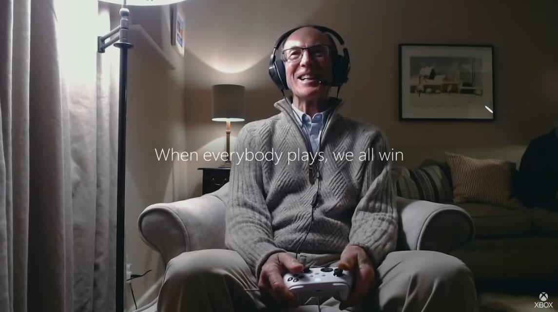Xbox încurajează tinerii să joace cu membrii mai în vârstă ai familiei