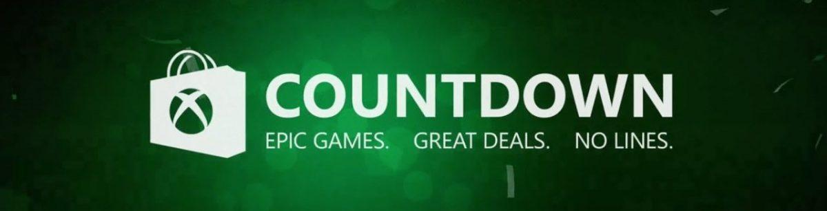 Xbox Countdown 2020 este acum live, peste 800 de jocuri reduse