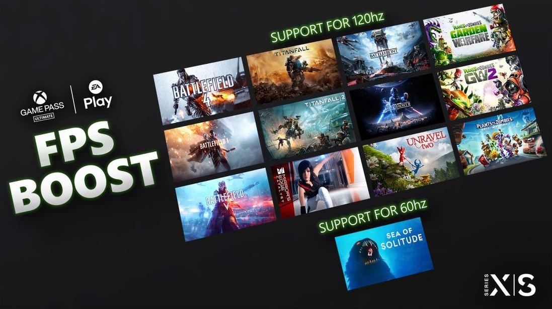 Xbox Series X / S FPS Boost: Lista jocurilor și ce ar trebui să știți