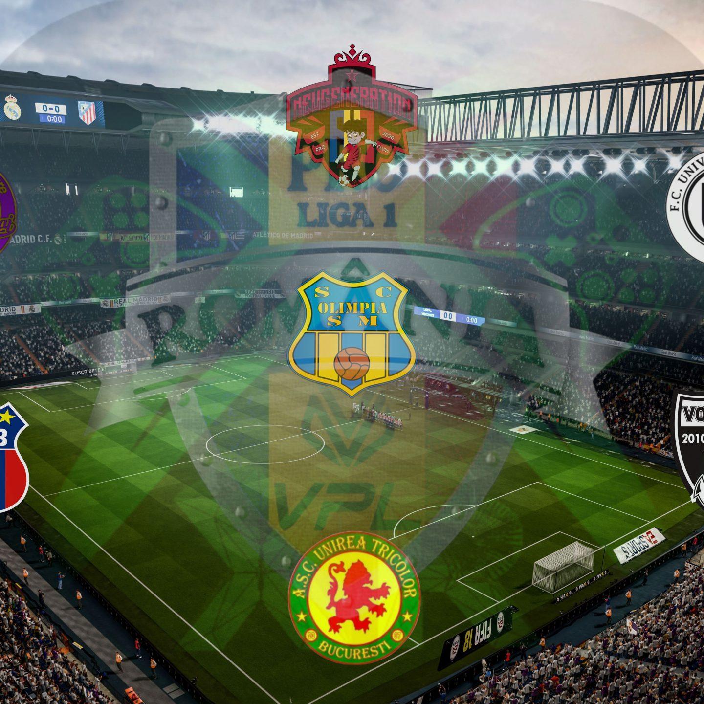 Liga Naționala de Pro Clubs Xbox (Etapa nr. 9)