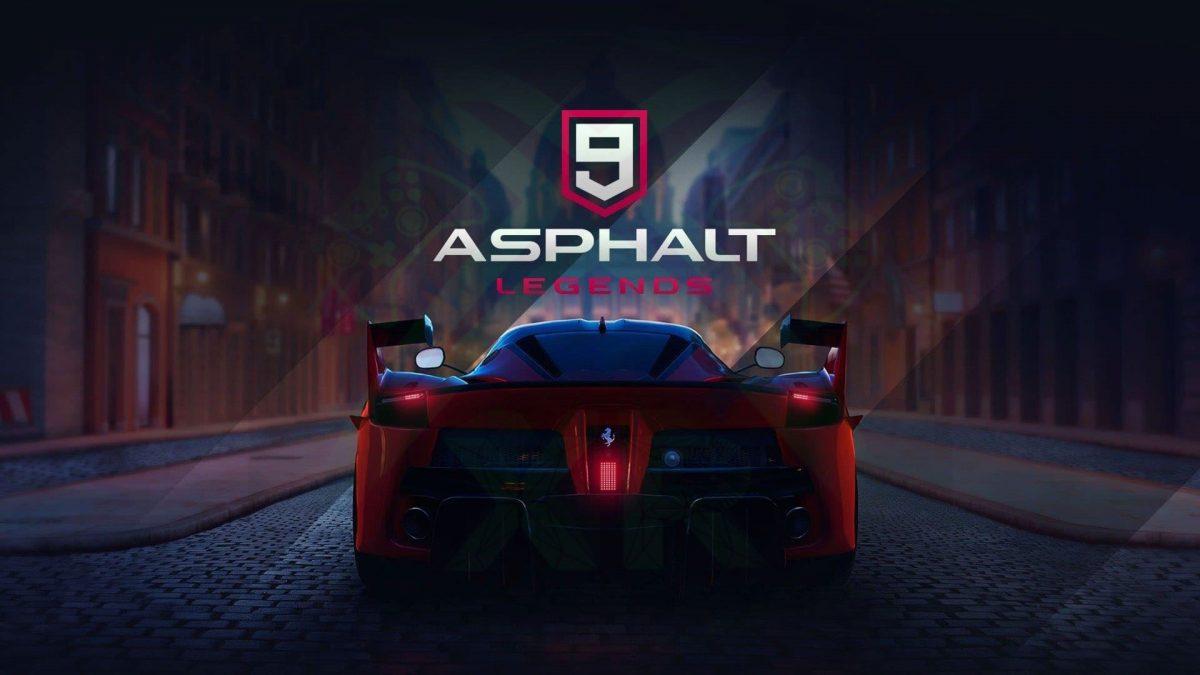 Asphalt 9 Legends vine în curând pe Xbox One și Xbox Series X S
