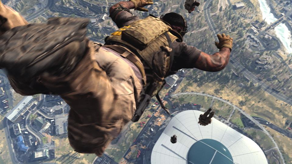 Call Of Duty: Warzone va primi un upgrade pentru Xbox Series X