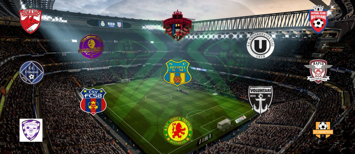 Liga Naționala de FIFA Pro Clubs Xbox – România