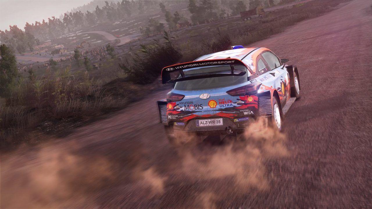WRC 9 a scăzut la un preț neașteptat de mic