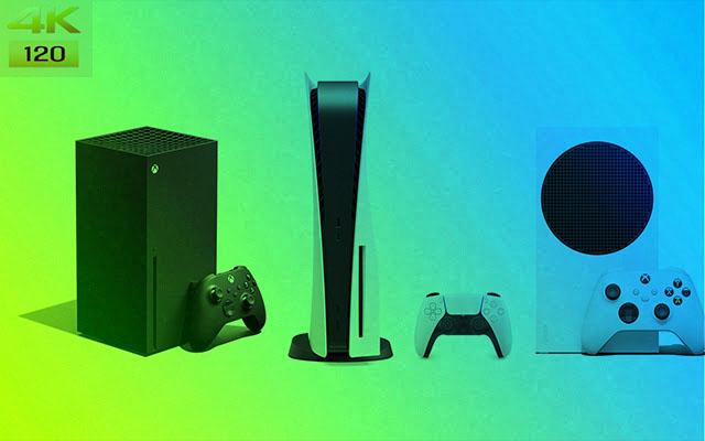 Xbox Series X și PlayStation 5: jocuri cu suport pentru 120 FPS