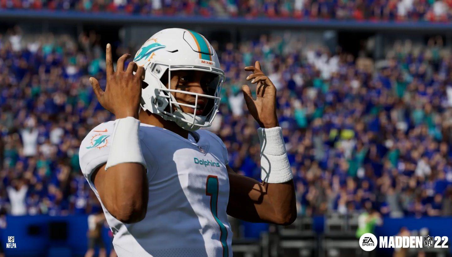 Madden NFL 22 – Free Trial este acum live